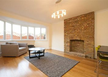 Thumbnail 2 bed flat to rent in West Heath Drive, Golders Green