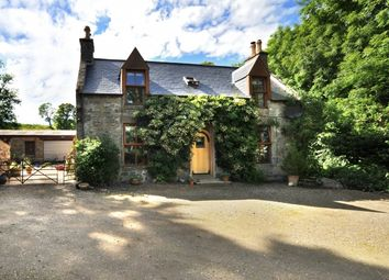 Thumbnail 4 bed farmhouse for sale in Botriphnie, Keith
