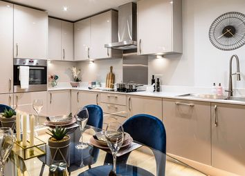 Thumbnail 2 bed flat for sale in Edinburgh Way, Harlow