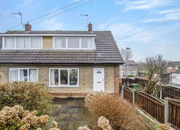 Thumbnail 2 bed bungalow for sale in Bexhill Close, Pontefract