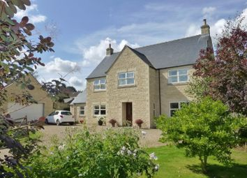 Thumbnail 5 bed detached house for sale in Willoughby Road, Morcott, Oakham