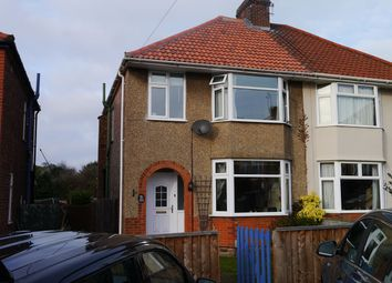 Thumbnail 3 bed semi-detached house to rent in Ascot Drive, Ipswich, Suffolk