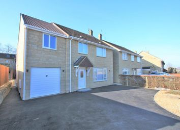 Thumbnail 4 bed detached house for sale in Station Road, Highworth, Swindon