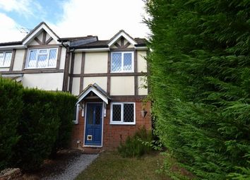 Thumbnail 2 bed semi-detached house to rent in Twisell Thorne, Church Crookham, Fleet