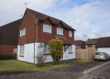 Thumbnail 3 bed detached house to rent in Vindomis Close, Holybourne, Alton