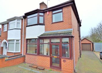 Thumbnail 3 bedroom semi-detached house to rent in Ashlands Road, Hartshill, Stoke-On-Trent