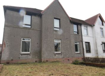 Thumbnail 3 bedroom flat for sale in Balbardie Crescent, Bathgate