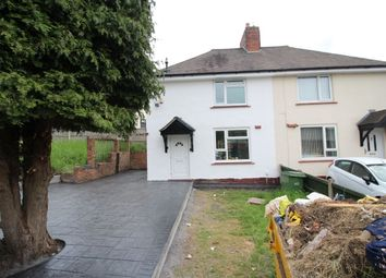 Thumbnail 3 bed semi-detached house to rent in Fairfield Road, Dudley