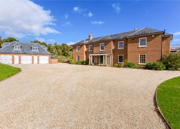 Thumbnail 5 bedroom detached house for sale in Weston, Great Shefford, Newbury, Berkshire
