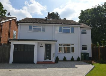 Thumbnail 4 bed detached house for sale in Summer Trees, Lower Sunbury, Surrey