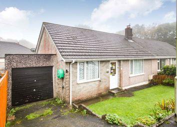 Thumbnail 2 bed semi-detached bungalow for sale in Lanteglos Close, Bittaford, Ivybridge