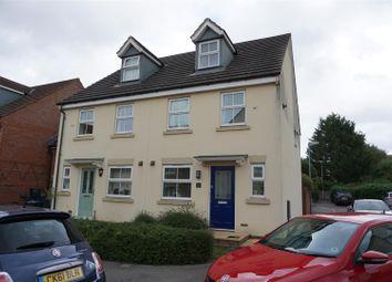 Thumbnail 3 bed semi-detached house to rent in Millards Close, Hilperton Marsh, Trowbridge