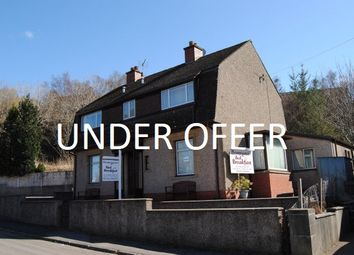 Thumbnail 4 bed detached house for sale in Drumriggend, Drummore Road, Oban
