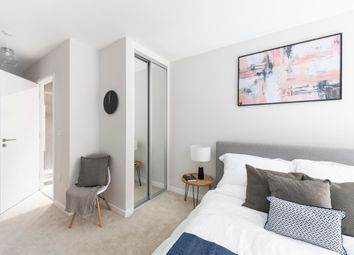 Thumbnail 2 bedroom flat for sale in Wharf Road, London