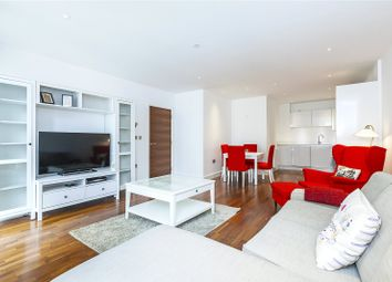 Thumbnail 3 bedroom flat for sale in Bellville House, 4 John Donne Way, London