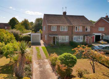 Thumbnail 3 bed semi-detached house for sale in Old Road, East Peckham, Tonbridge