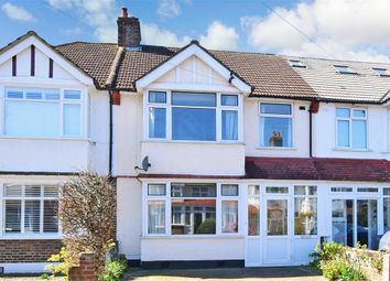 Thumbnail 3 bed terraced house for sale in Guildford Way, Wallington, Surrey