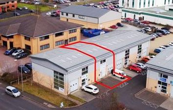 Thumbnail Light industrial to let in Unit 2, Malvern Business Centre, Enigma Business Park, Malvern