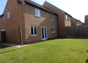 Thumbnail 3 bed town house for sale in Leslie Yoxall Drive, Loughborough