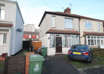 Thumbnail 3 bedroom semi-detached house for sale in Lincoln Road, Erith