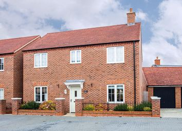 Thumbnail 4 bed detached house for sale in Honeycomb Way, Buckingham