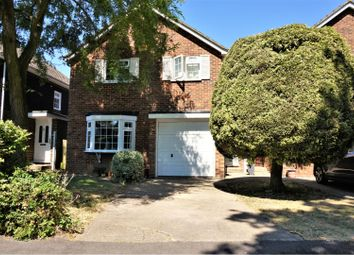 Thumbnail 4 bed link-detached house for sale in Rectory Close, Bicester