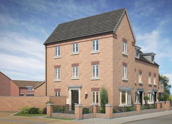 """Thumbnail 4 bedroom end terrace house for sale in """"Parkin"""" at Heathfield Lane, Birkenshaw, Bradford"""
