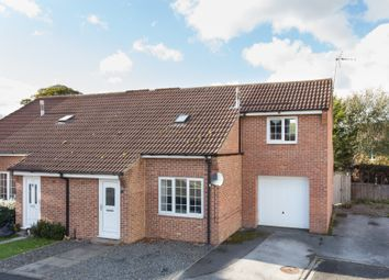 Thumbnail 3 bed semi-detached house for sale in The Chase, Boroughbridge, York