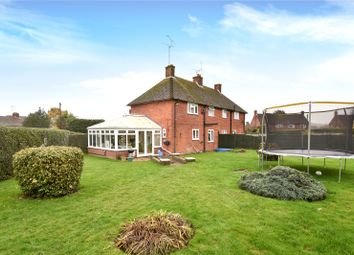 Thumbnail 2 bed semi-detached house for sale in St. Cross Road, Crondall, Farnham