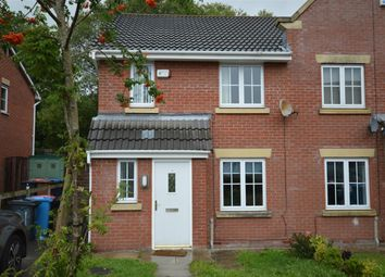 Thumbnail 3 bed semi-detached house to rent in Lawndale Drive, Worsley, Manchester