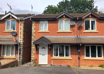 Thumbnail 3 bed semi-detached house to rent in Margroy Close, Rochdale