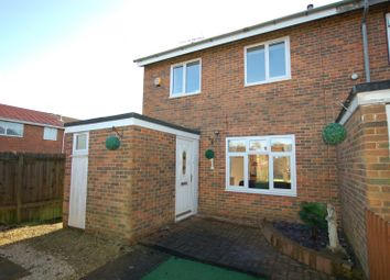 Thumbnail 3 bed end terrace house for sale in Weatherall Close, Addlestone