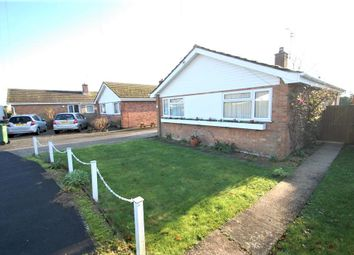 Thumbnail 2 bed detached bungalow to rent in Manor Close, Norwich