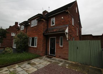 Thumbnail 4 bedroom semi-detached house to rent in Lutterell Way, West Bridgford, Nottingham