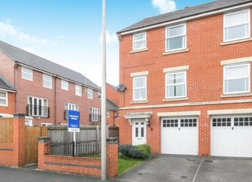 Thumbnail 4 bed terraced house for sale in Black Diamond Park, Chester, Cheshire