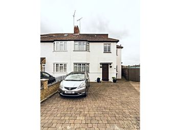 Thumbnail 5 bed semi-detached house for sale in Royle Crescent, Ealing