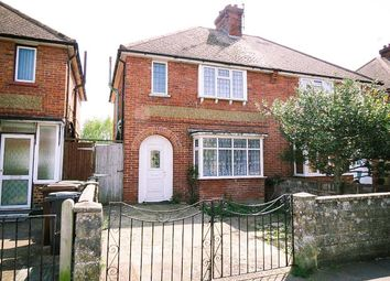 Thumbnail 3 bed semi-detached house for sale in Eastbourne, Eastbourne, East Sussex