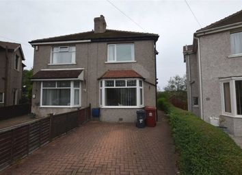 Thumbnail 2 bed semi-detached house for sale in Longlands Avenue, Barrow In Furness, Cumbria