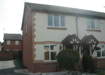 Thumbnail 2 bed end terrace house to rent in Austin Close, Atherstone