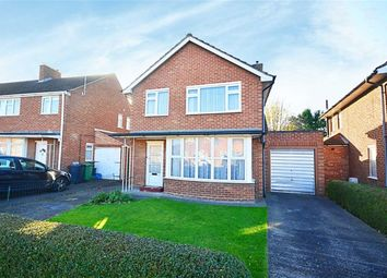 Thumbnail 3 bed detached house for sale in Oxstalls Way, Longlevens, Gloucester