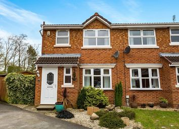 Thumbnail 3 bed semi-detached house for sale in Hedgerows Road, Leyland