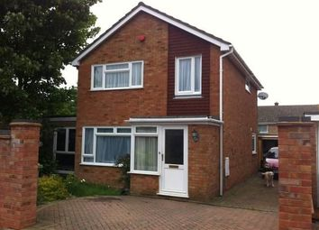 Thumbnail 4 bedroom detached house to rent in Celina Close, Bletchley, Milton Keynes