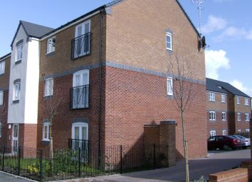 Thumbnail 2 bed flat to rent in Hobby Way, Heath Hayes, Cannock