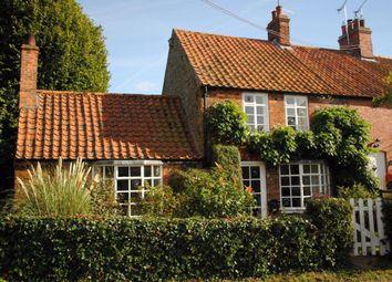 Thumbnail 2 bedroom cottage to rent in Park Lane, Snettisham, King's Lynn