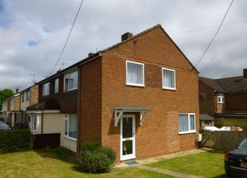 Thumbnail 3 bed semi-detached house for sale in Graham Road, Bicester