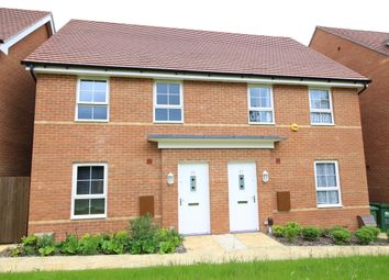 Thumbnail 3 bed terraced house to rent in Cardinal Place, Southampton