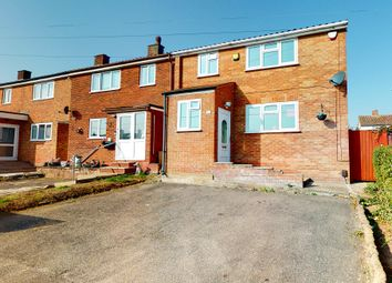 Lodge Lane, Collier Row, Romford RM5. 3 bed end terrace house