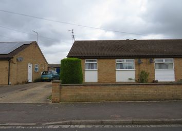 Thumbnail 2 bedroom semi-detached bungalow for sale in Priors Road, Whittlesey