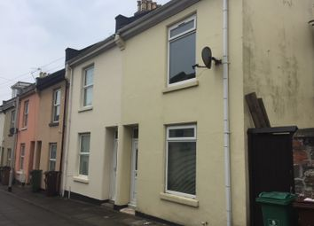 Thumbnail 2 bed end terrace house to rent in Dundas Street, Plymouth