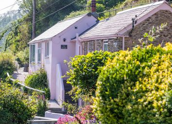 Thumbnail 4 bed detached house for sale in Bodinnick, Fowey